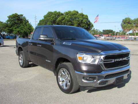 2019 RAM Ram Pickup 1500 for sale at United Auto Center in Davie FL