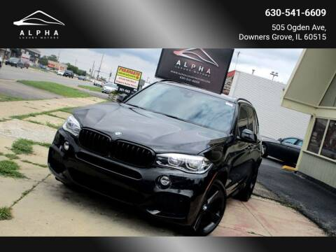 2014 BMW X5 for sale at Alpha Luxury Motors in Downers Grove IL