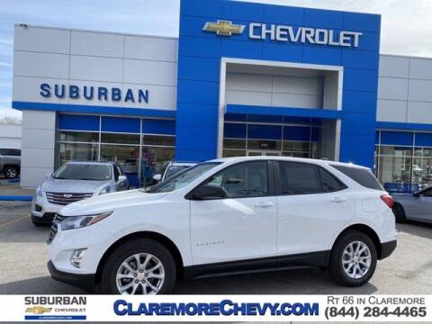 2021 Chevrolet Equinox for sale at Suburban Chevrolet in Claremore OK