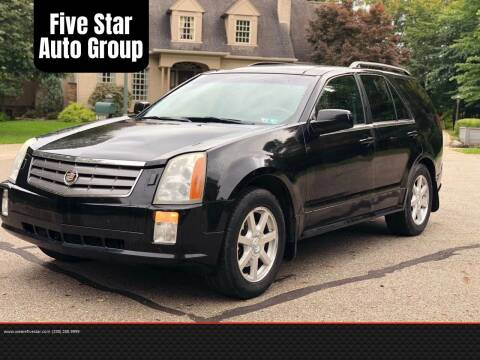 2005 Cadillac SRX for sale at Five Star Auto Group in North Canton OH