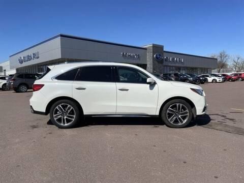 2017 Acura MDX for sale at Schulte Subaru in Sioux Falls SD