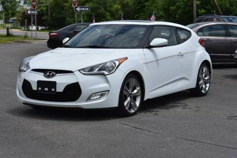 2014 Hyundai Veloster for sale at GREENPORT AUTO in Hudson NY
