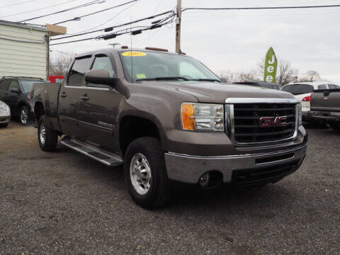 2007 GMC Sierra 2500HD for sale at East Providence Auto Sales in East Providence RI