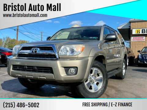2007 Toyota 4Runner for sale at Bristol Auto Mall in Levittown PA