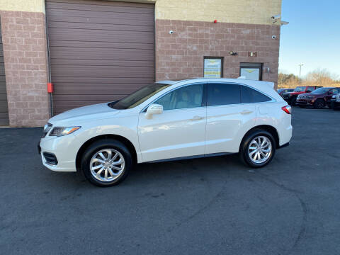 2018 Acura RDX for sale at CarNu  Sales in Warminster PA