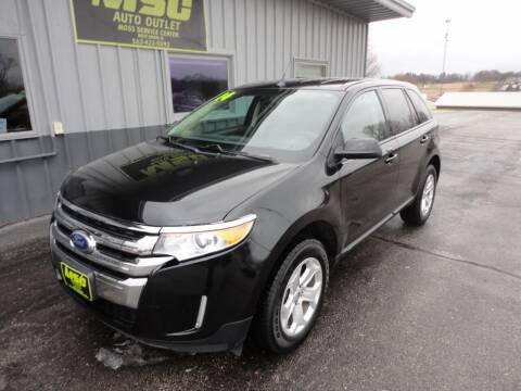 2014 Ford Edge for sale at Moss Service Center-MSC Auto Outlet in West Union IA