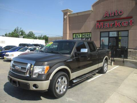2009 Ford F-150 for sale at Auto Market in Oklahoma City OK