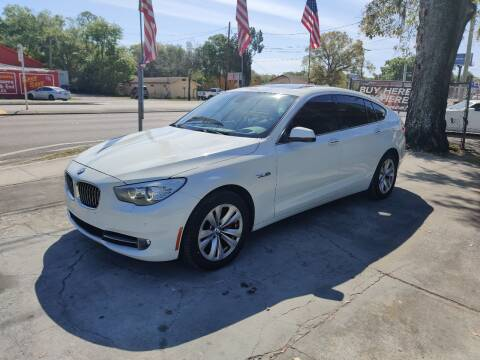 2013 BMW 5 Series for sale at Advance Import in Tampa FL