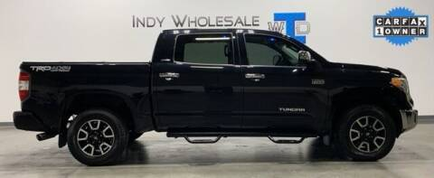2017 Toyota Tundra for sale at Indy Wholesale Direct in Carmel IN