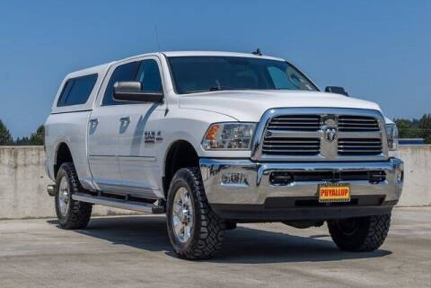 2015 RAM Ram Pickup 2500 for sale at Chevrolet Buick GMC of Puyallup in Puyallup WA