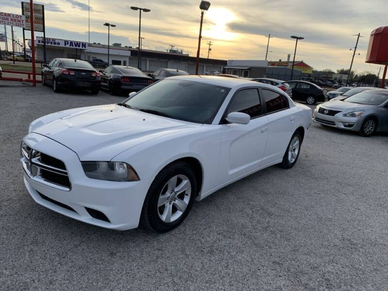 2013 Dodge Charger for sale at Texas Drive LLC in Garland TX