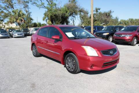 2010 Nissan Sentra for sale at Jamrock Auto Sales of Panama City in Panama City FL
