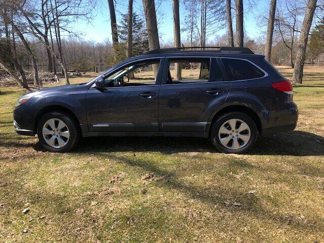 2010 Subaru Outback for sale at GDT AUTOMOTIVE LLC in Hopewell NY