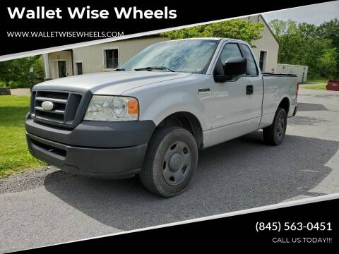 2006 Ford F-150 for sale at Wallet Wise Wheels in Montgomery NY