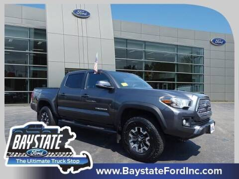 2019 Toyota Tacoma for sale at Baystate Ford in South Easton MA