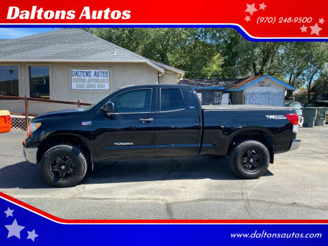 2013 Toyota Tundra for sale at Daltons Autos in Grand Junction CO