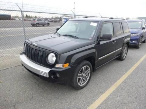 2008 Jeep Patriot for sale at Cj king of car loans/JJ's Best Auto Sales in Troy MI