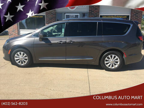 2019 Chrysler Pacifica for sale at Columbus Auto Mart in Columbus NE