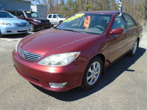 2005 Toyota Camry for sale at Taunton Auto & Truck Sales in Taunton MA