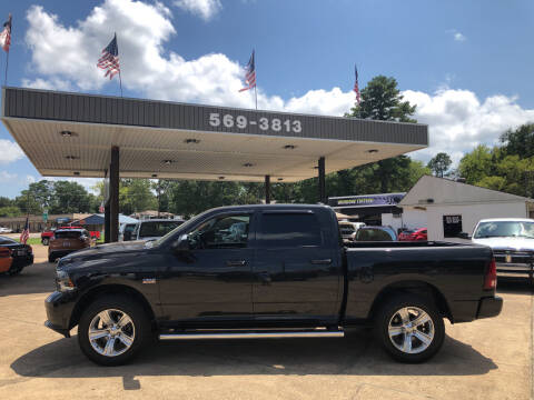 2015 RAM Ram Pickup 1500 for sale at BOB SMITH AUTO SALES in Mineola TX