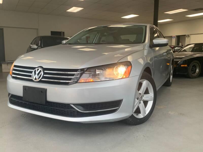 2013 Volkswagen Passat for sale at HIGHLINE AUTO LLC in Kenosha WI