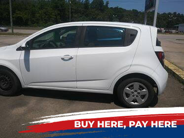 2013 Chevrolet Sonic for sale at All Star Auto Sales of Raleigh Inc. in Raleigh NC