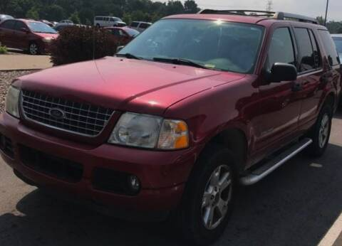 2005 Ford Explorer for sale at D & J AUTO EXCHANGE in Columbus IN