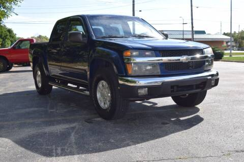 2004 Chevrolet Colorado for sale at NEW 2 YOU AUTO SALES LLC in Waukesha WI