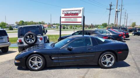 1997 Chevrolet Corvette for sale at Downing Auto Sales in Des Moines IA