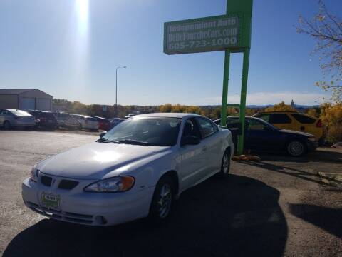 2004 Pontiac Grand Am for sale at Independent Auto in Belle Fourche SD