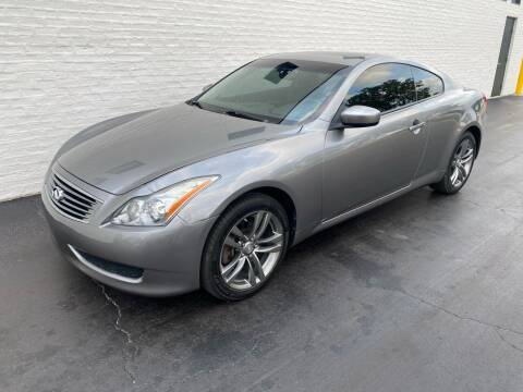 2009 Infiniti G37 Coupe for sale at Kars Today in Addison IL