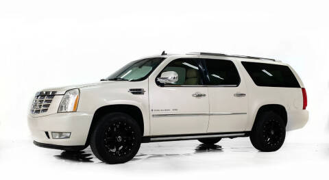 2008 Cadillac Escalade ESV for sale at Houston Auto Credit in Houston TX