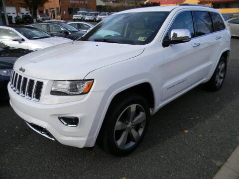 2016 Jeep Grand Cherokee for sale at Platinum Motorcars in Warrenton VA