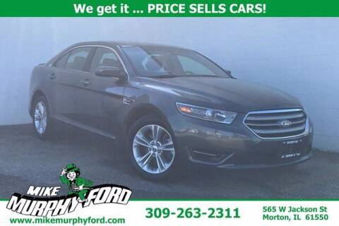 2015 Ford Taurus for sale at Mike Murphy Ford in Morton IL
