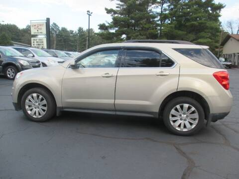 2012 Chevrolet Equinox for sale at Home Street Auto Sales in Mishawaka IN