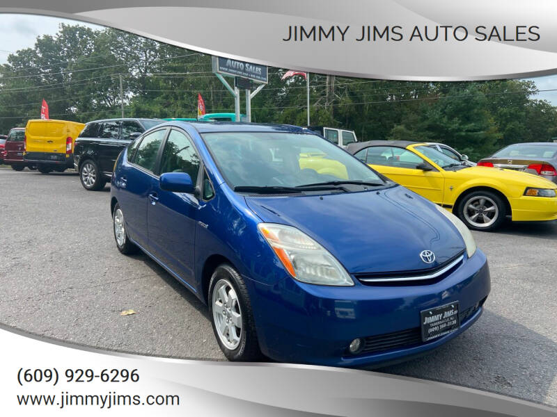 2009 Toyota Prius for sale at Jimmy Jims Auto Sales in Tabernacle NJ