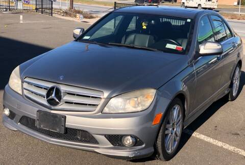 2008 Mercedes-Benz C-Class for sale at MAGIC AUTO SALES in Little Ferry NJ