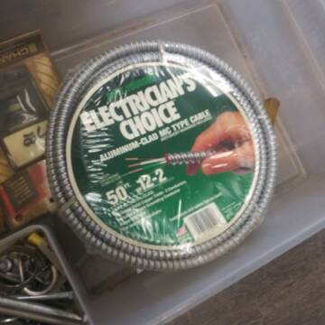 electricians choice for sale at BENHAM AUTO INC - Peace of Mind Treasures and More Store in Lubbock TX