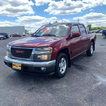 2010 GMC Canyon for sale at Smart Buy Auto in Bradley IL