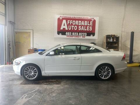 2009 Volvo C70 for sale at Affordable Auto Sales in Humphrey NE