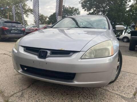 2004 Honda Accord for sale at Best Cars R Us LLC in Irvington NJ