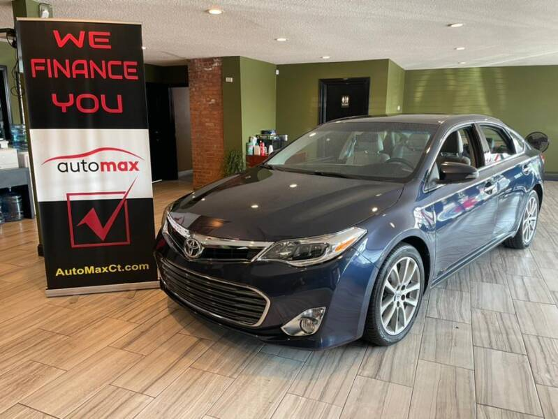 2014 Toyota Avalon for sale at AutoMax in West Hartford CT