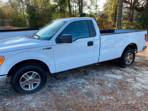 2009 Ford F-150 for sale at TOP OF THE LINE AUTO SALES in Fayetteville NC