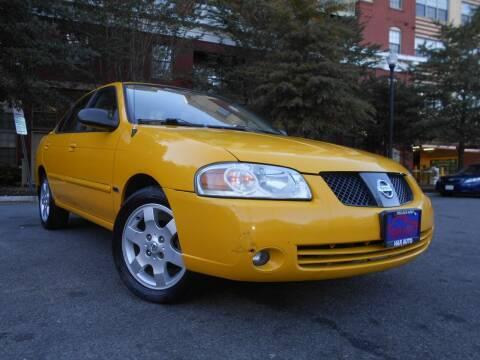 2006 Nissan Sentra for sale at H & R Auto in Arlington VA