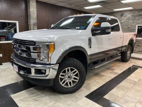 2017 Ford F-250 Super Duty for sale at Sonias Auto Sales in Worcester MA