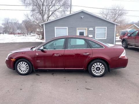 2008 Mercury Sable for sale at Iowa Auto Sales, Inc in Sioux City IA