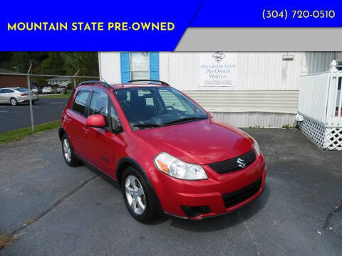 2012 Suzuki SX4 Crossover for sale at Mountain State Pre-owned in Nitro WV