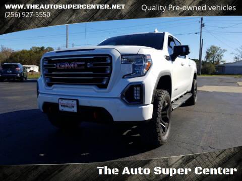 2020 GMC Sierra 1500 for sale at The Auto Super Center in Centre AL