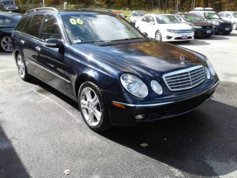 2006 Mercedes-Benz E-Class for sale at Quest Auto Outlet in Chichester NH
