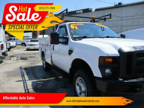 2010 Ford F-350 Super Duty for sale at Affordable Auto Sales in Olathe KS